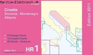 Kroatien, Montenegro & Albanien