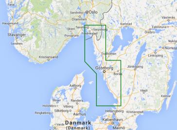 Hoganas til Frederikstad