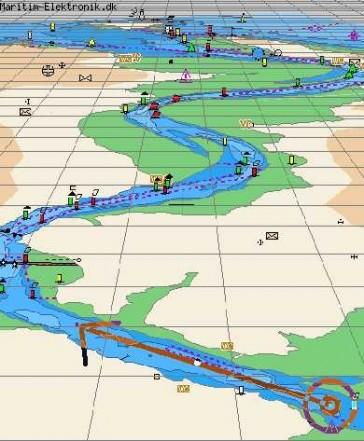 PC navigationsprogram til C-Map