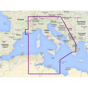 Centralt Middelhavet 33pp