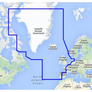 Atlantic European Coasts