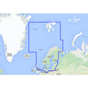 NORTH AND BALTIC SEAS