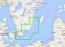 Figeholm til Malmø