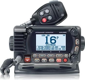 Standard Horizon GX-1850 GPS/E with NMEA 2000