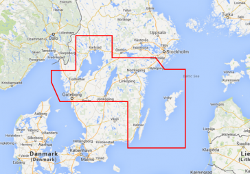 INLAND SWEDEN