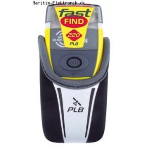 McMurdo FastFind 220 PLB med GPS