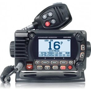 Standard Horizon GX-1850 GPS/E with NMEA 2000