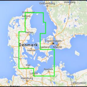 Limfjorden til Swinoujscie