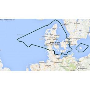 Det Levende Søkort - Danmark